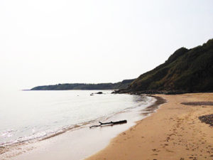 Clogga Beach - Best beaches in County Wicklow