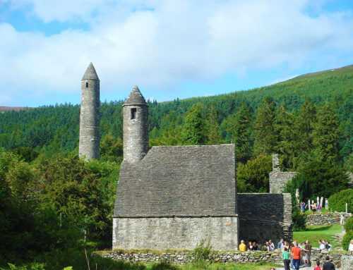 Visit Glendalough, Co. Wicklow